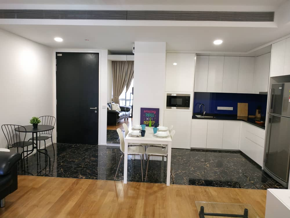 [RENT] ARCORIS RESIDENCE MONT KIARA / 886sf / 2R2B / (Fully furnished) – RM4,000