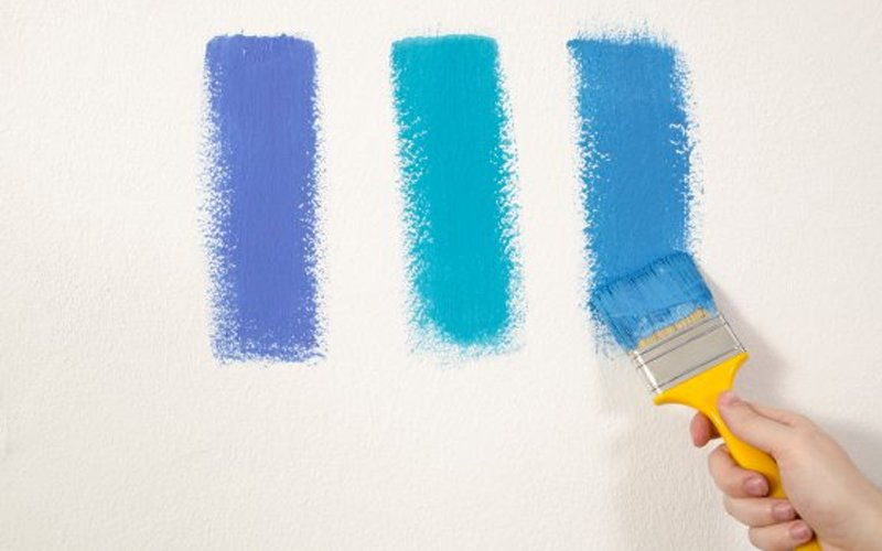 3 ways to choose your house paint colours
