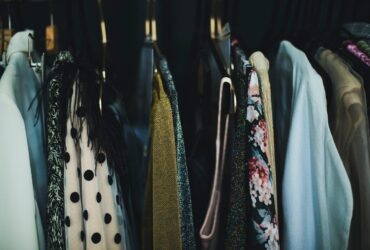 4 steps to an organised wardrobe