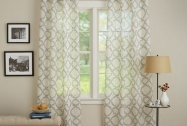 4 tips on how to select the right curtains for your home