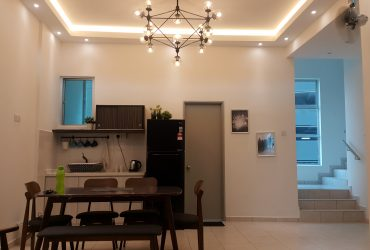 [RENT] ZIZZ DAMANSARA Duplex  @Damansara Damai / 1138 sq.ft / 3+1R 2b / Fully furnished – RM2,100
