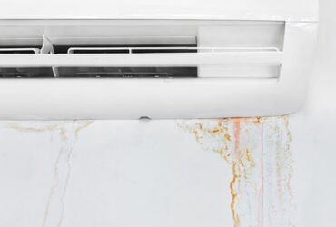 5 common causes of leaking air conditioners