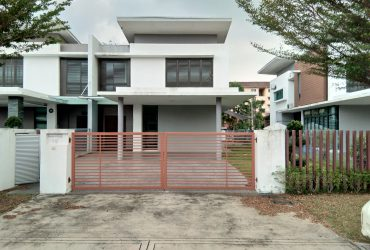 [SALE] SEMI DETACHED @Sek 7, SHAH ALAM / 4000sf / 4+1R4B – RM1,500,000