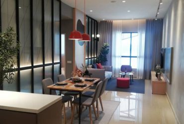 [NEW] AV Residence @Kepong Metropolitan / 813-1,285 sq.ft / 3R2B / Semi furnished – RM511,000
