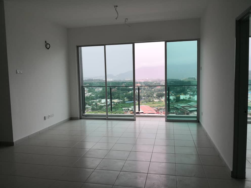 [RENT] THE ZIZZ @Damansara Damai / 811 sq.ft / 3-Rooms / Basic – RM1,300