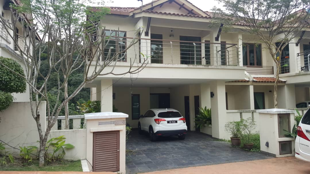 [RENT] AMARIN KIARA, Mont Kiara / 6,100 sq.ft / 5+1R 5B / Partially – RM13,000