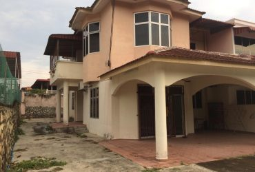 [SALE] 2 STOREY SEMI-DETACHED @Taman Bukit Ria, Tampin / BU 2,500 sq.ft / Land 4000 sq.ft / 5R3B / Semi Furnished – RM650,000