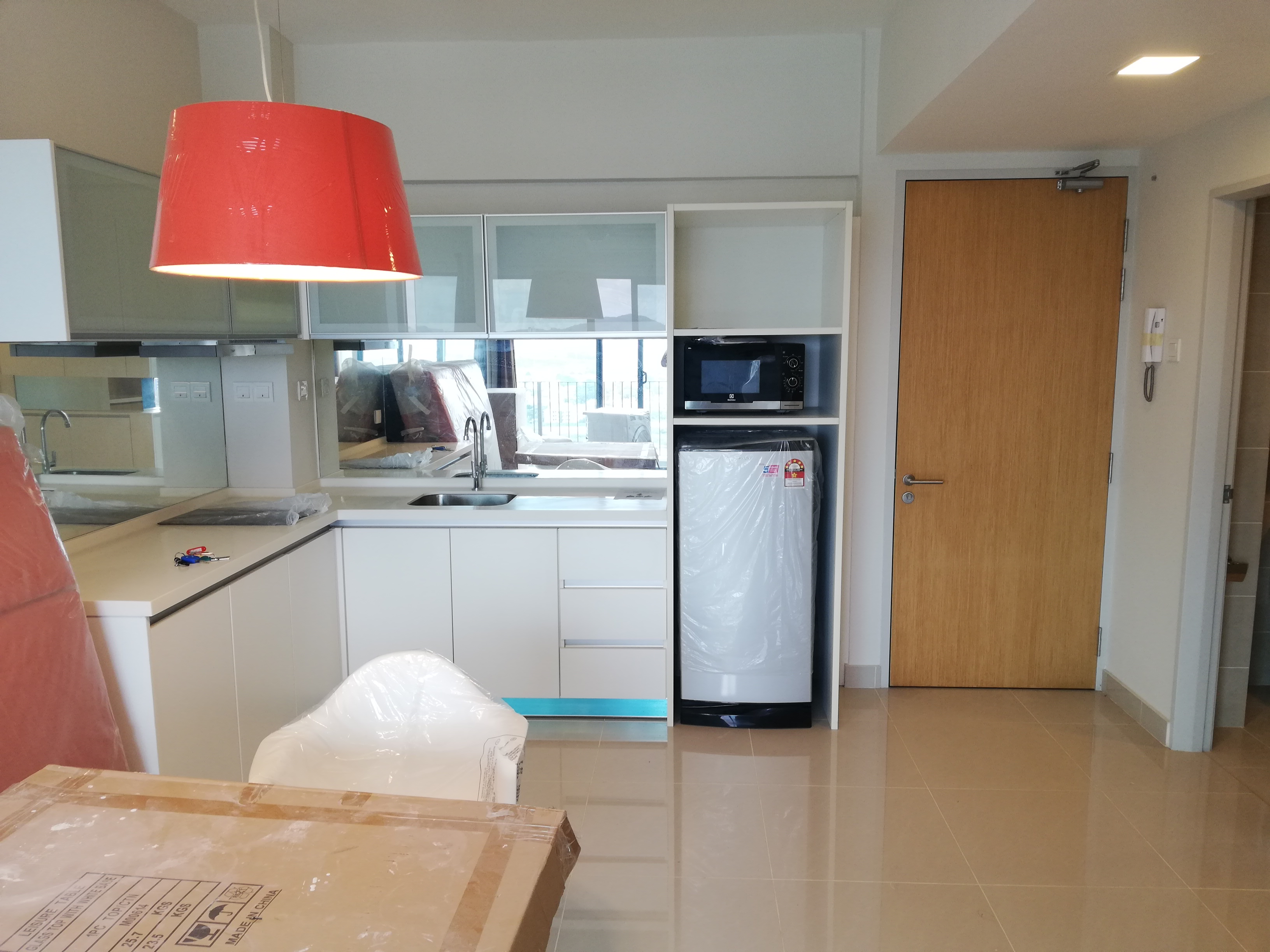 [NEW] KIARA EAST, Taman Mastiara / 700 sq.ft / 2R2B / Fully furnished – RM450,000