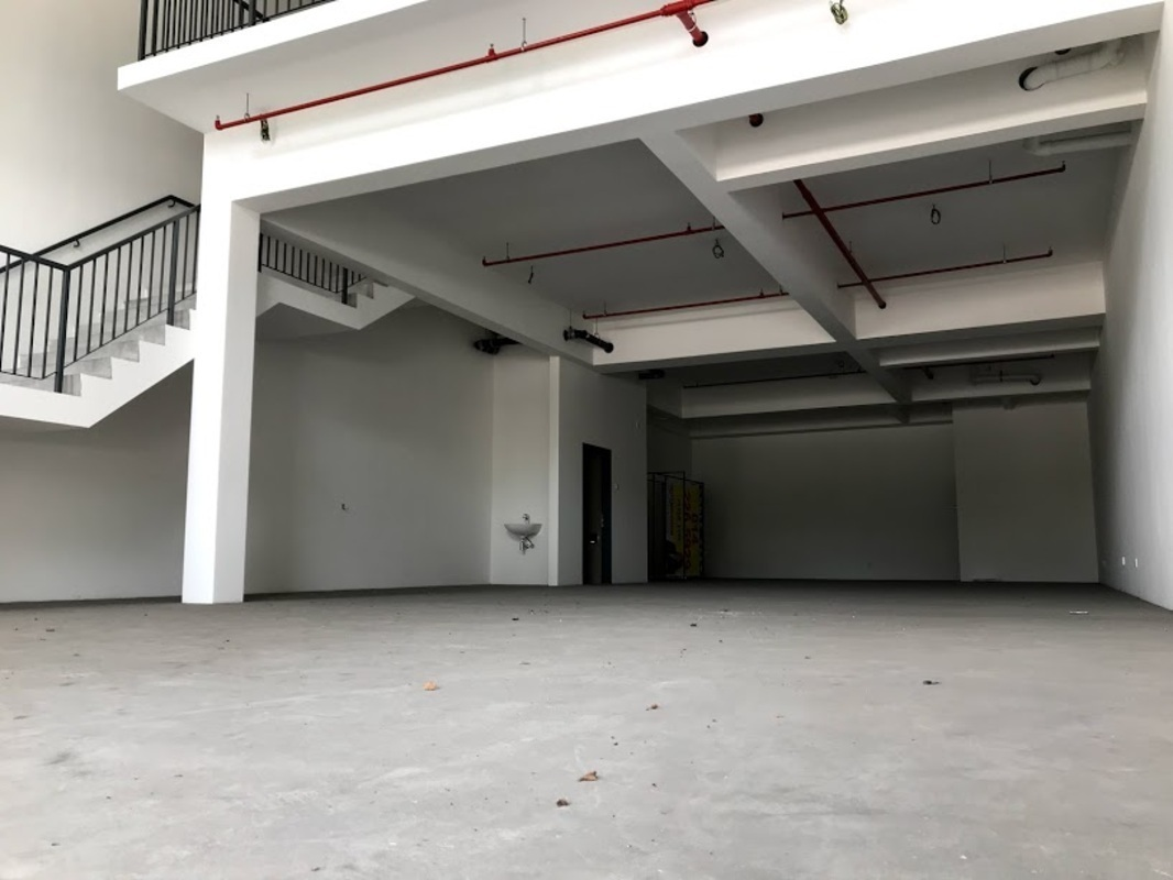 [RENT] PLAZA ARKADIA Shop (Ground floor), Desa Parkcity / 3000 sq.ft (incl Mezzanine) – RM16,000 pm [LAST Unit!!]