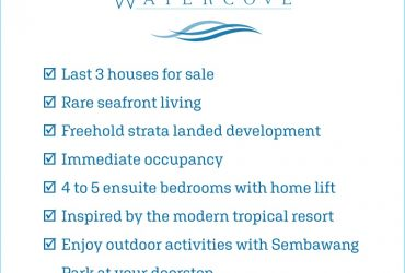 Freehold Seafront Living In The North