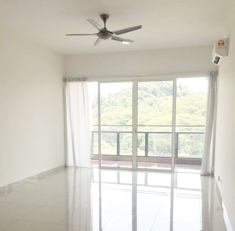 [RENT] SPHERE Damansara Damai / 1200 sq.ft / 3R2B / Partially furnished – RM1,500