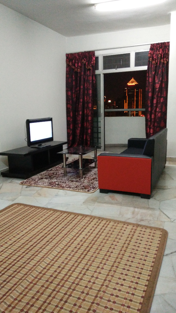 Lagoon Perdana at Bandar Sunway [3-Bedrooms] (Fully furnished) for Rent RM1,500