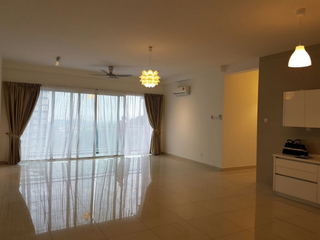 [SALE] FORESTA DAMANSARA, Sri Damansara / 1610 sq.ft / 3+1R3B / Partially furnished – RM870,000