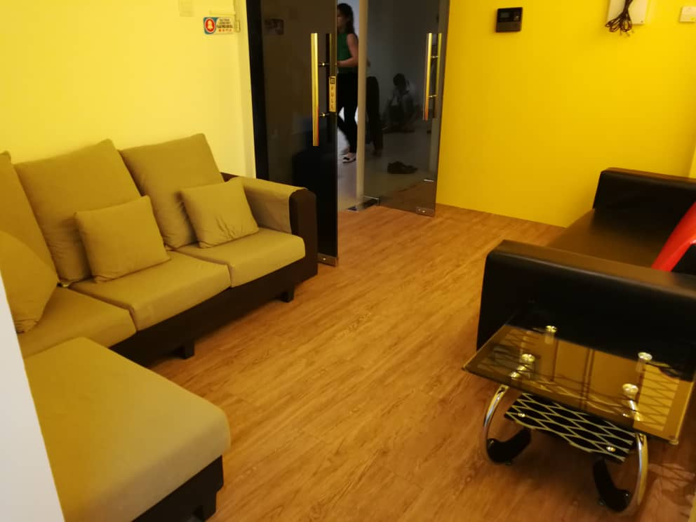 [RENT] MENARA K1 COMMERCIAL OFFICE @Old Klang Road / 1000 sq.ft / Fully furnished – RM3,000