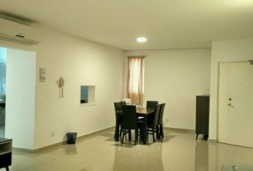 [RENT] VISTA KIARA Condominium @Mont Kiara / 1400 sq.ft / 3R2B 1cp / Partially furnished – RM3200