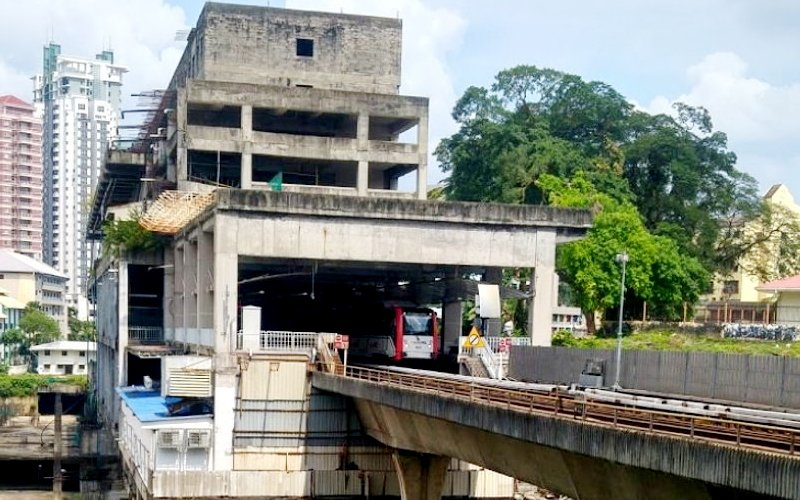 After 27 years, abandoned Plaza Rakyat to be redeveloped