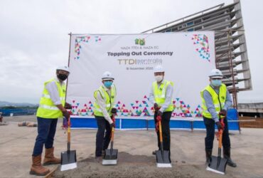 All eyes on TTDI Sentralis as it nears completion