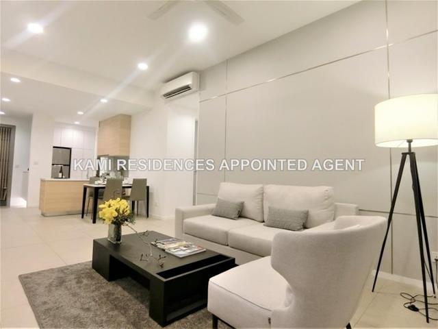[NEW] KAMi Mont Kiara / 840 sq.ft / 2R2B / Fully furnished – RM1,210,110 (GRR 5~6%)