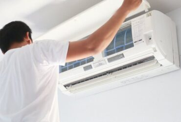 Here's why your air conditioner smells bad