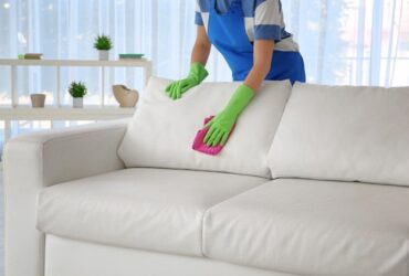 How to effectively remove sofa stains