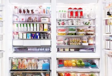 How to organise your fridge like a work of art