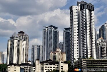 Of bulk buys, property gurus and cashing in on serviced apartments