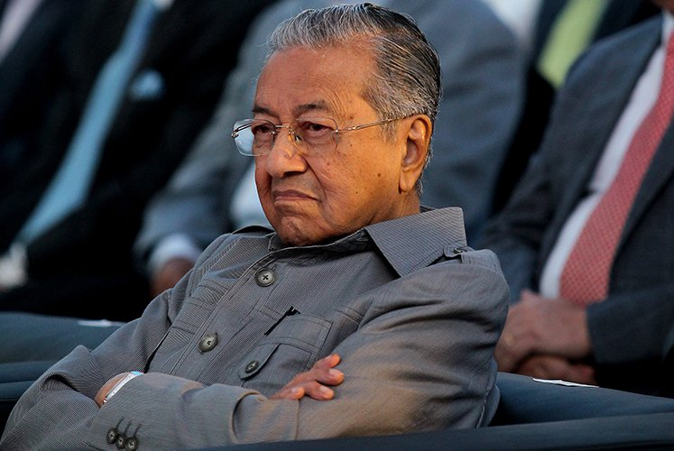 Tun M: Govt to study tax structure on airline passengers