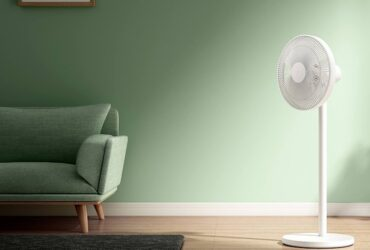 Melting in the heat? Here's a smart fan to the rescue