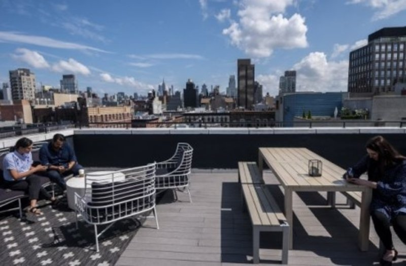 New 'coliving' housing option popular in New York