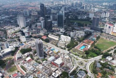 Petaling Jaya: changing with the times and flourishing