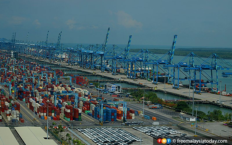 Port-related businesses a boost for property demand in Klang