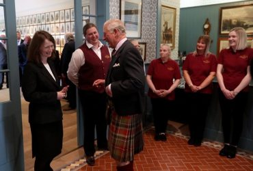 Prince Charles has a new title: Boutique hotel owner
