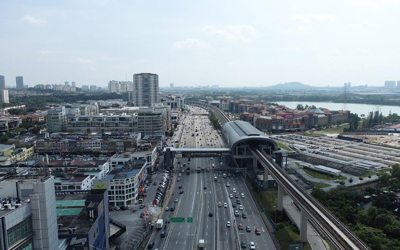 Puchong: from mining town to modern township