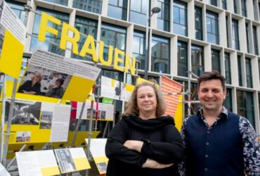 Suburb in Vienna is designed by women, for women