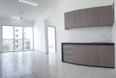 [SALE] Zizz Damansara Block A (Aura) / 751 sq.ft / 3R2B / Partially furnished – RM360,000