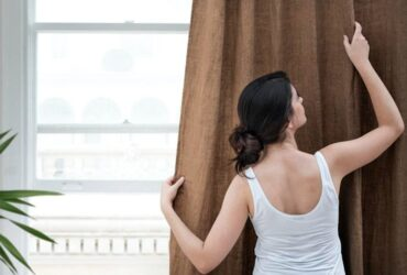 Why curtains need regular cleaning and care