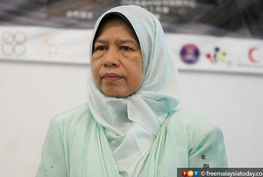 Zuraida fends off criticism on 2nd HOC campaign