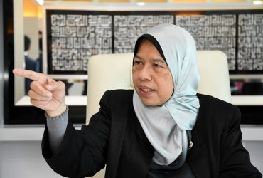 Zuraida wants state governments to provide sites for affordable homes